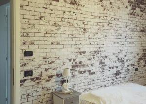 Rivestimento parete con pellicola adesiva Wall stampata in digitale